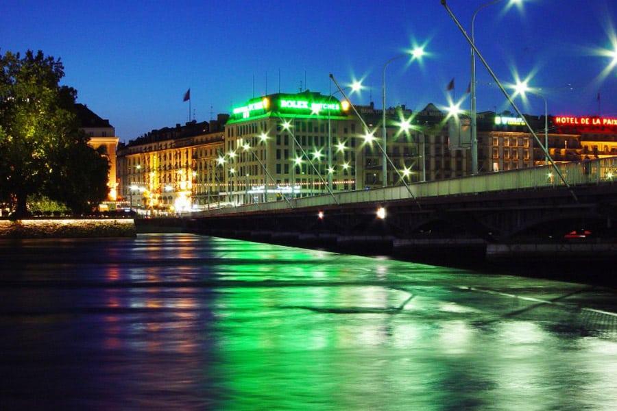 Les Ponts de Genève