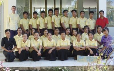 L'Association F.X. Bagnoud agit en Asie: une école hôtelière suisse en Birmanie
