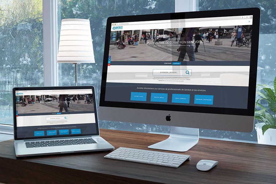 La plate-forme Geneva Partners.ch est lancée