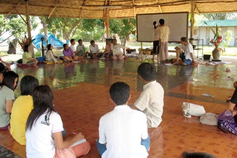 Un toit pour des enfants défavorisés en Thailande