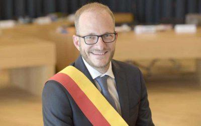 Cyril Huguenin, candidat PDC au Conseil National