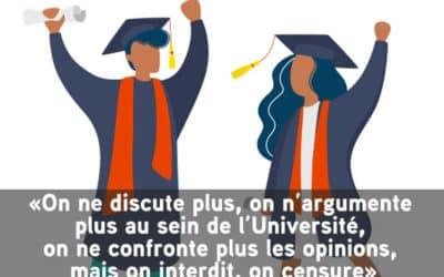 Peur sur l'Université