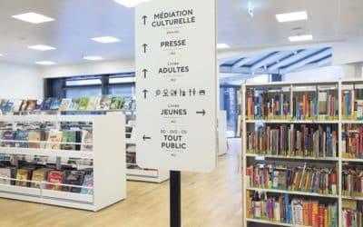 Bibliothèques municipales de Genève, Une fenêtre sur le monde