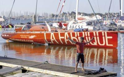 Vendée Globe 2020: Moral d'acier pour le Genevois Alan Roura