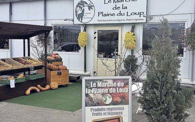 Le marché local de Lully: incontournable  et gourmand!