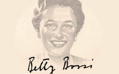 Un hommage – Lettre à Betty Bossi