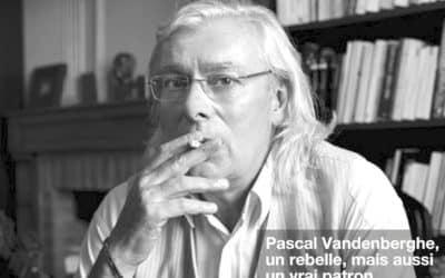 Éloge de la librairie:  Pascal Vandenberghe se livre
