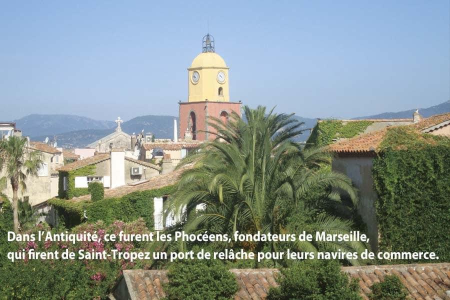 Au-delà des vedettes: Saint-Tropez, village «méconnu»